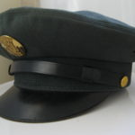 Owned And Worn Army Dress Cap