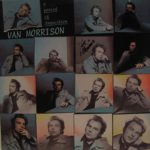 A Period Of Transition LP, hand signed by Van Morrison