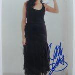 Hand Signed 8X10 Photo