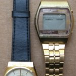 Claude Gordon Owned and Worn Watches