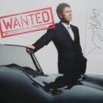 Cliff Richard hand signed Wanted CD