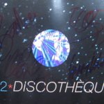 Discotheque CD signed fully hand signed by U2