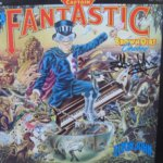 Captain Fantastic And The Brown Dirt Cowboy LP