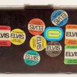 Elvis Presley Tour Used Briefcase
