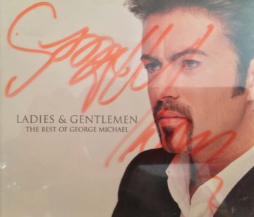 Artist of The Month December 2018 – George Michael