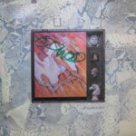 Ian Astbury hand signed Cult Dreamtime LP