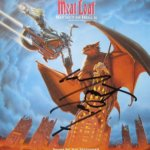 Hand signed Meat Loaf Bat out of Hell II CD, available for sale at www.presleycollectibles.com