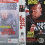 Hand Signed 12x8 VHS Cover