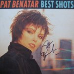 Pat Benatar Best Shots LP