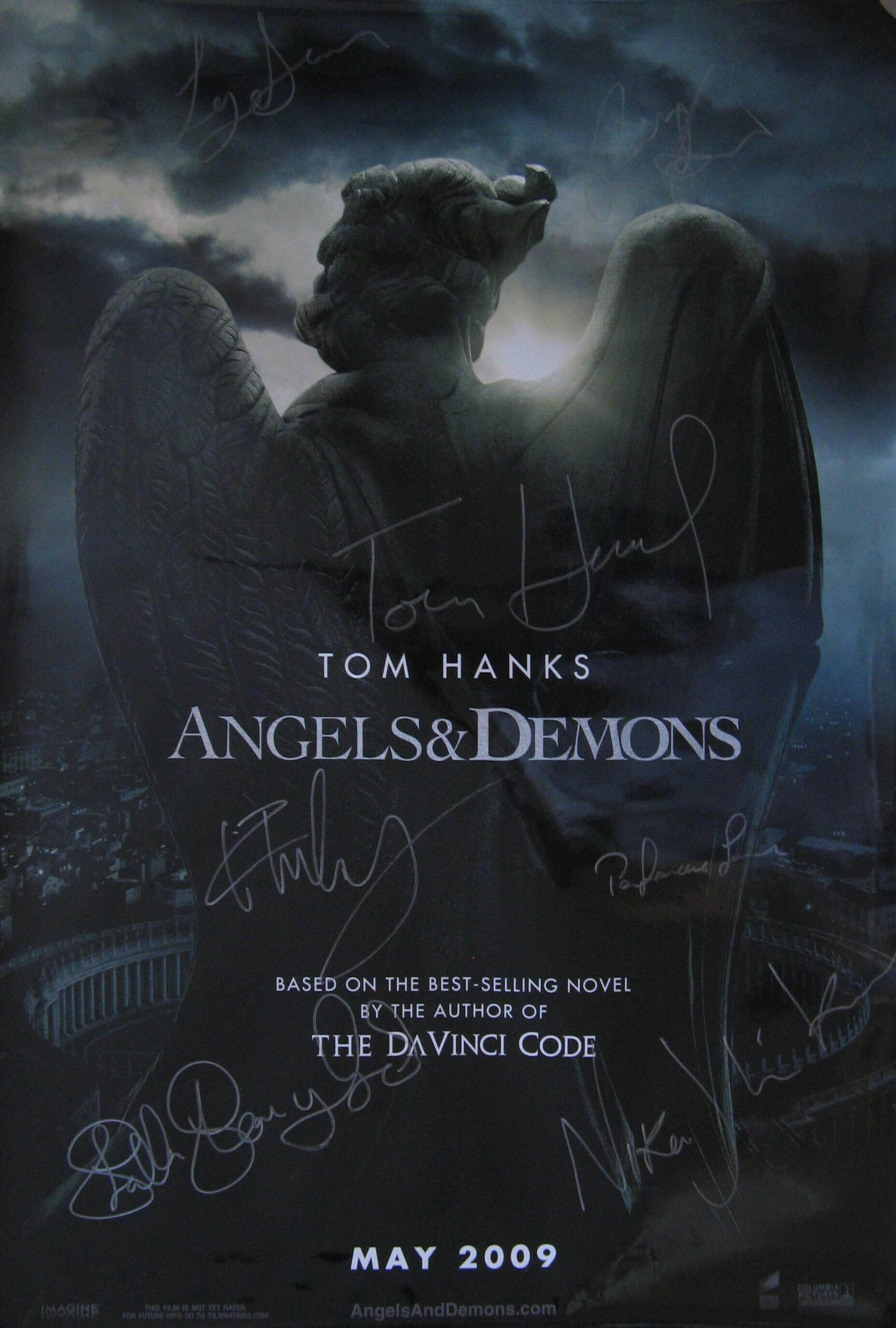 The Book Angels And Demons For