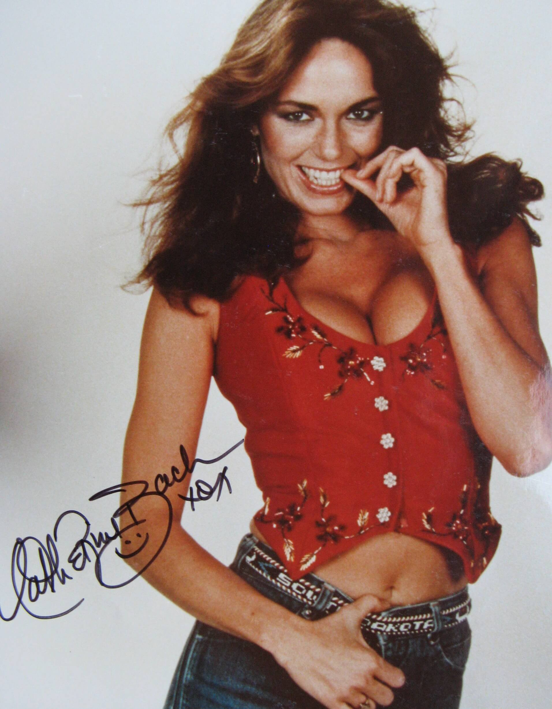 Catherine Bach Catherine Bach new photo
