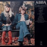 "ABBA: Benny Andersson Hand Signed ""ABBA Greatest Hits"" LP"