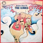 "The Kinks: Ray Davies Hand Signed ""Golden Hour Of The Kinks"" LP"