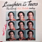 "Neil Sedaka: Hand Signed ""Laughter and Tears"" LP"