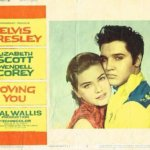 "Elvis Presley complete set of eight lobby cards from the movie ""Loving You"""