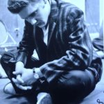 Elvis Presley by Alfred Wertheimer Set One (1) Signed