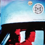 "U2: Bono Hand Signed ""Even Better Than The Real Thing"" 12 Inch Single"